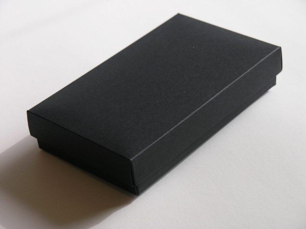 caixa com tampa