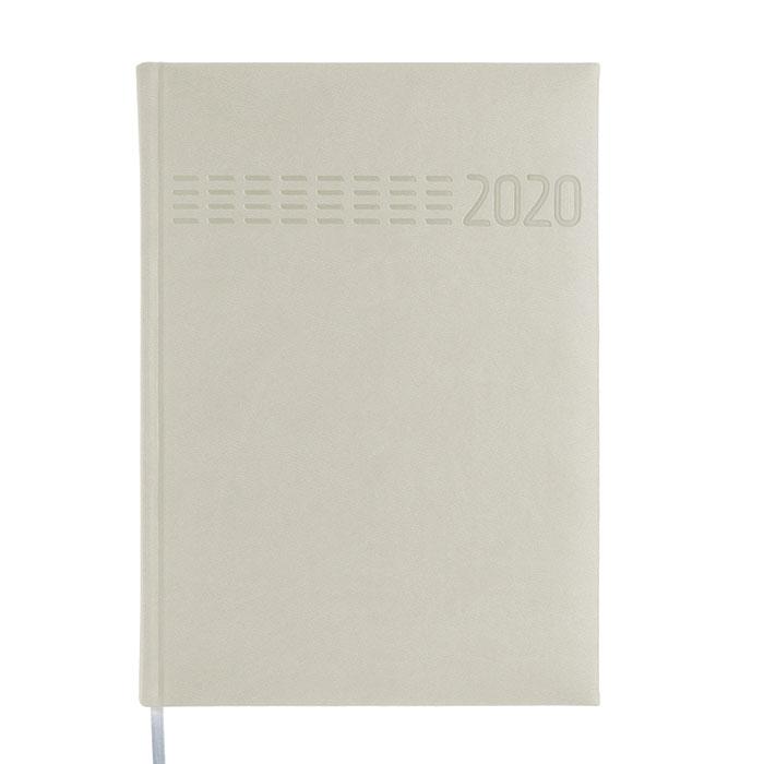 Agenda diária A5 . 336 páginas impressas em papel de 70 gramas.