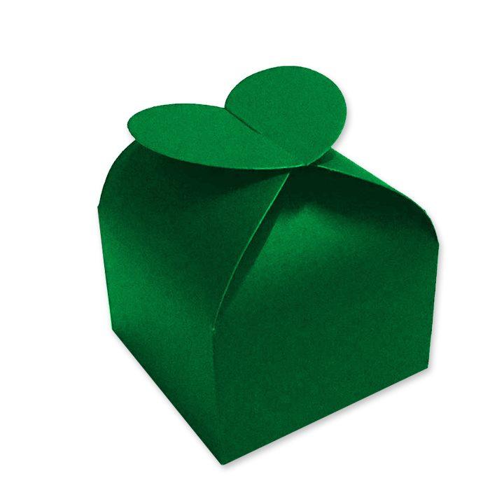 Caixa decorativa coração
