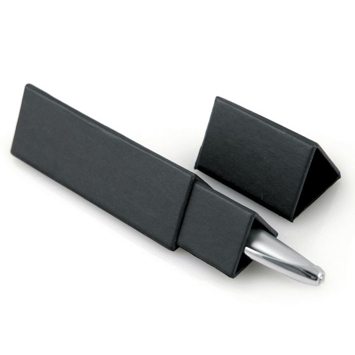 Embalagem triangular